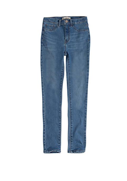 Girls 4-6x 720 High Rise Super Skinny Fit Jeans