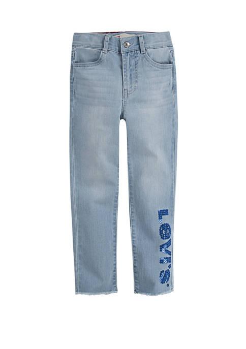 Levi's® Girls 4-6x Sequin Jeans