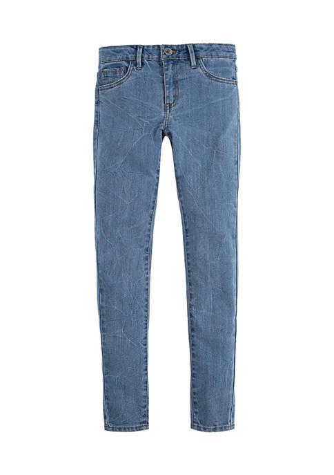 Girls 4-6x 710 Super Skinny Jeans