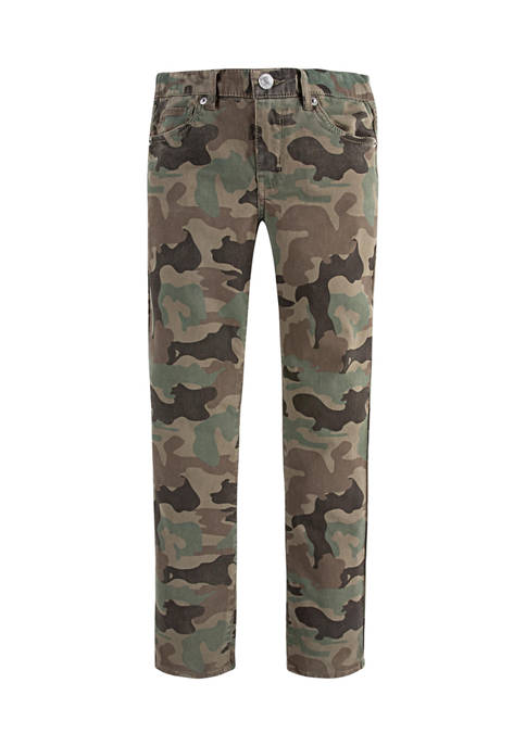 Levi's® Girls 4-6x Camouflage Jeans