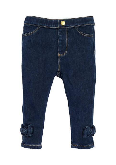 Girls 4-6x Super Skinny Ankle Jeans
