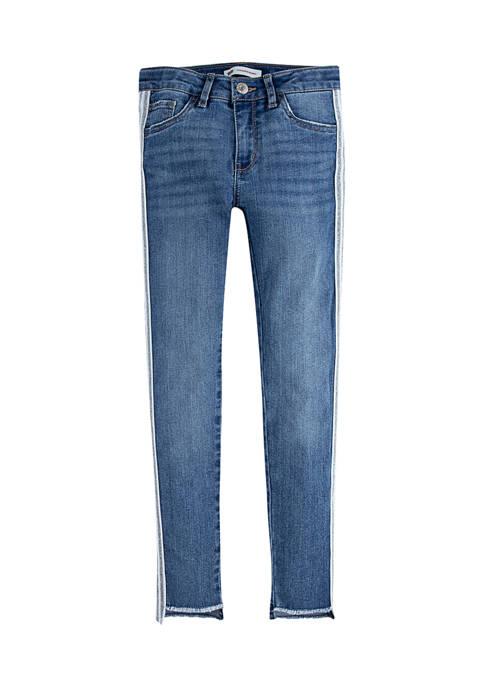Levi's® Girls 4-6x Super Skinny Ankle Jeans