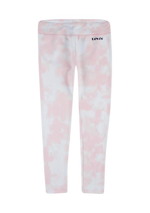 Levi's® Girls 4-6x Tie Dye Leggings