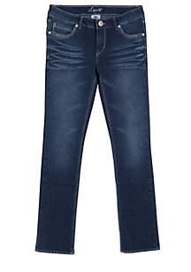 Skinny Denim Jeans For Girls 4-6x