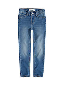Levi's® Girls 4-6x Super Skinny Jeans