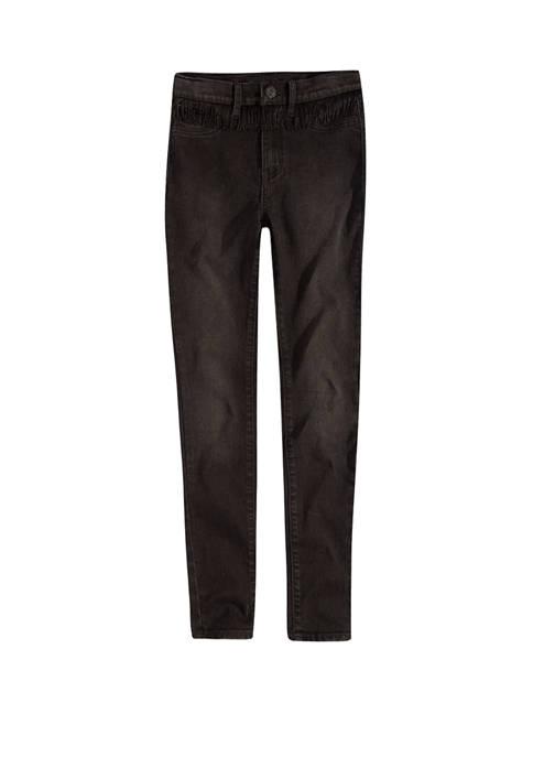 Levi's® Girls 7-16 High Rise Super Skinny Jeans