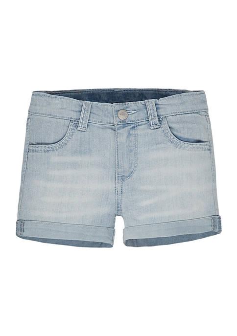 Levi's® Girls 7-16 Rolled Cuff Shorts