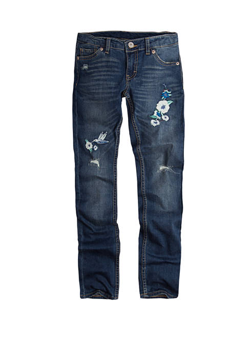 Levi's® Girls 7-16 711 Skinny Fit Jeans
