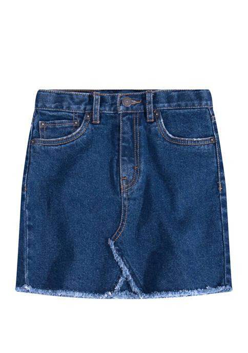 Levi's® Girls 7-16 High Rise Denim Skirt