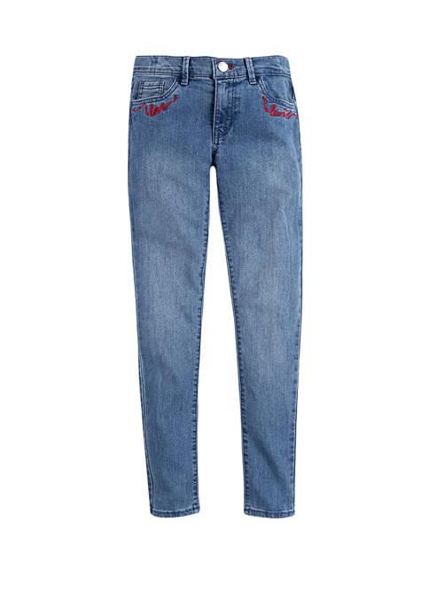 Levi's® Girls 7-16 Super Skinny Jeans