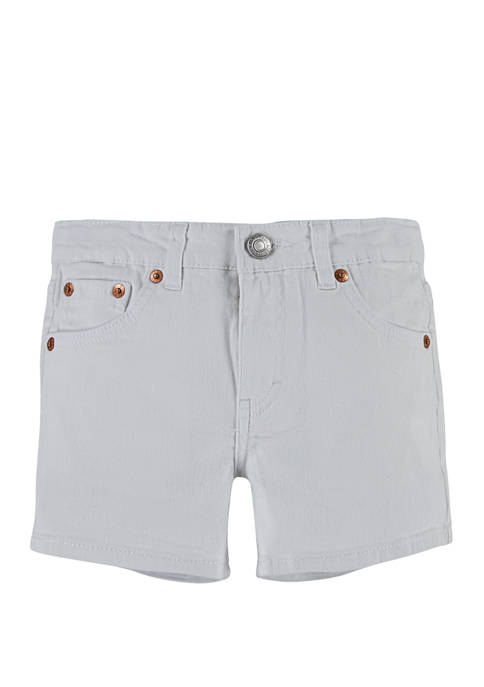 Levi's® Girls 7-16 Denim Shorty Shorts