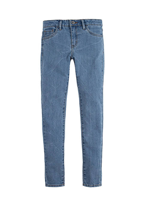 Girls 7-16 Super Skinny Jeans
