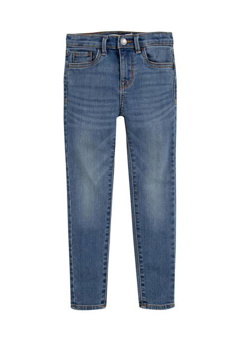 Girls 7-16 Slim Fit Jeans