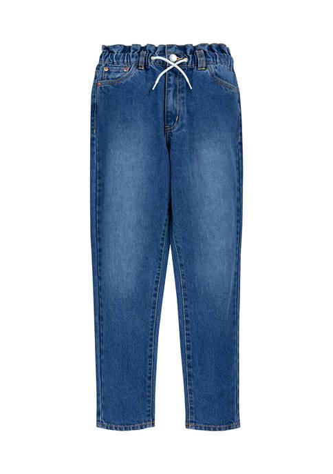 Levi's® Girls 7-16 Paperbag Jeans
