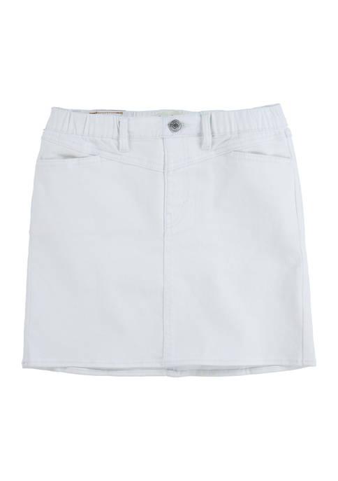 Levi's® Girls 7-16 Pocketed Denim Skirt