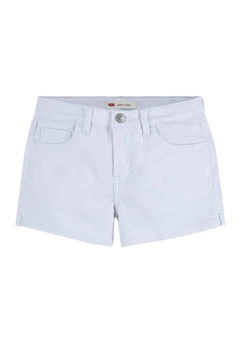 Girls 7-16 Denim Shorts
