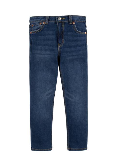 Girls 7-16 Straight Leg Denim Jeans