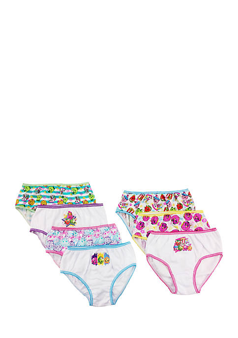 Handcraft 7-Pack Character Underwear Girls 4-6