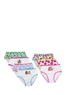 7-Pack Character Underwear Girls 4-6