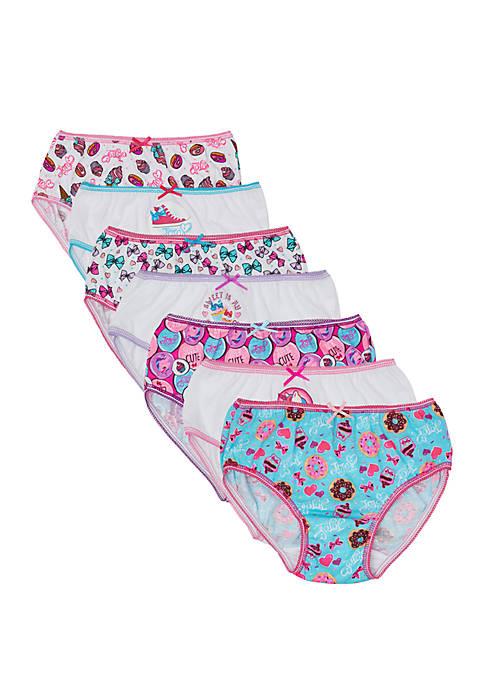 Girls 4-8 JoJo Underwear Set