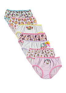 Hello Kitty® Girls 4-8 Assorted Panties