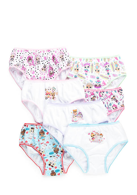 L.O.L. Surprise Girls 4-8 LOL Surprise Underwear Set