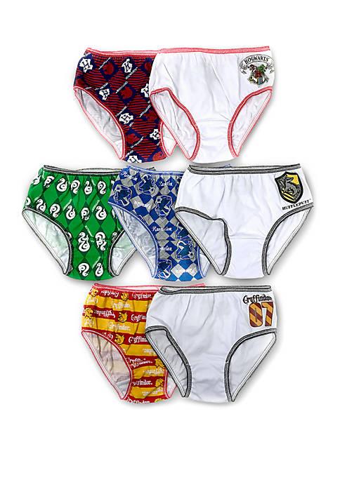 Girls 4-8 Harry Potter Underwear Set