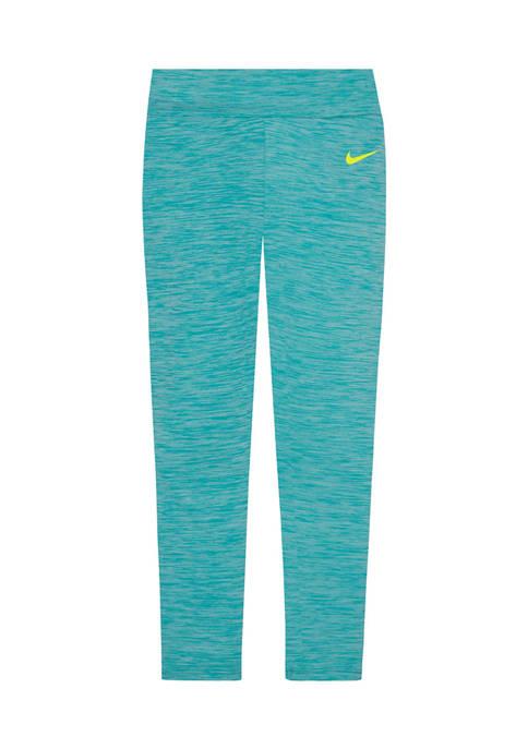 Nike® Girls 4-6x Dri-FIT Leggings