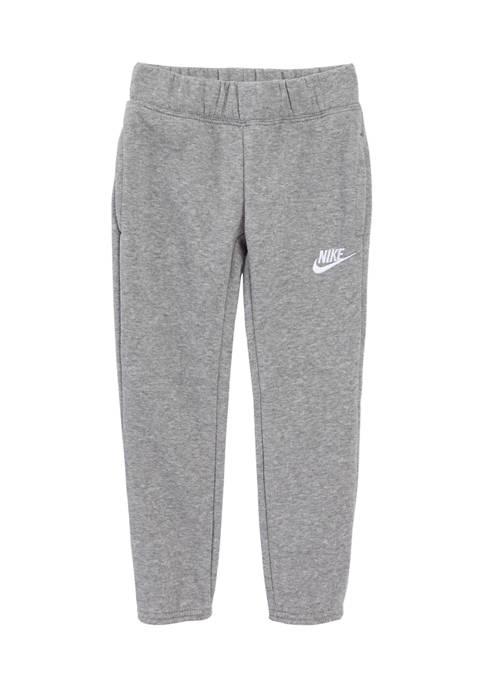 Nike® Girls 4-6x Fleece Joggers