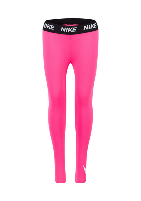 Girls 4-6x Essential Dri Fit Leggings
