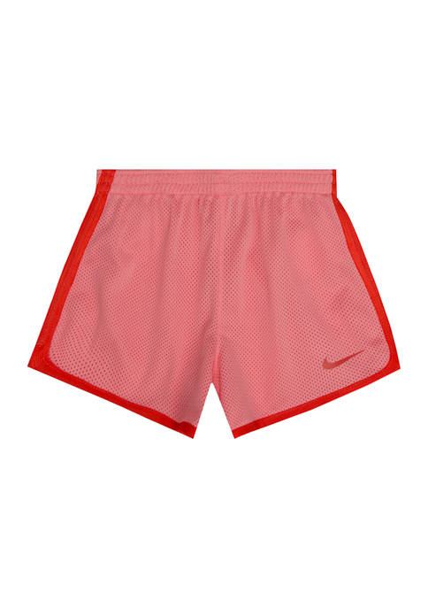 Girls 4-6x Mesh Shorts