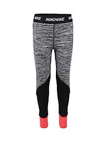 Girls 4-6x Dri-FIT Colorblock Leggings