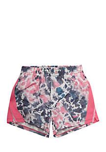 Girls 4-6x Dri-FIT 10K Rainbow Shorts