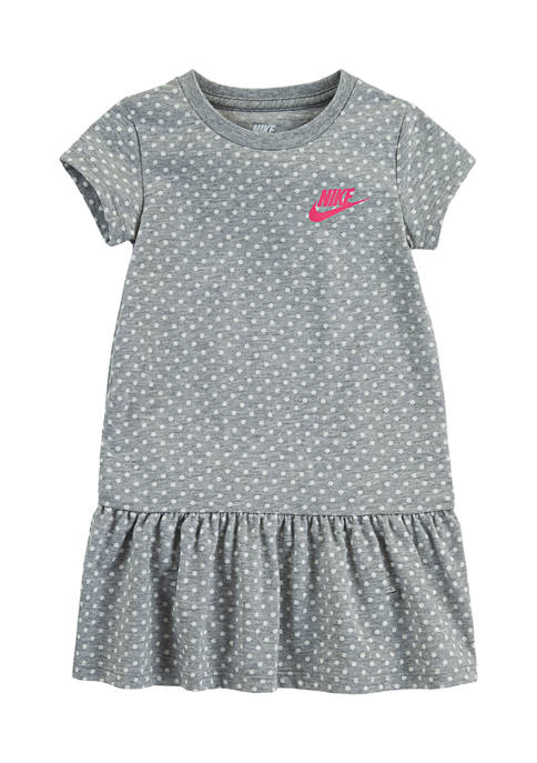 Nike® Girls 4-6x Dot Print Dress