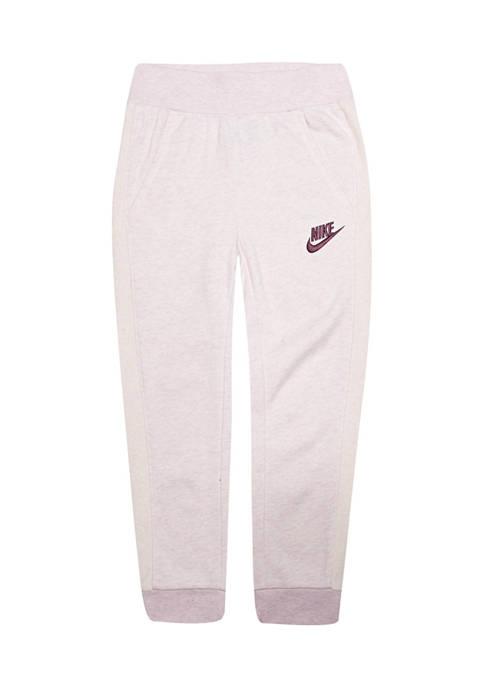 Nike® Girls 4-6x Tapered Joggers