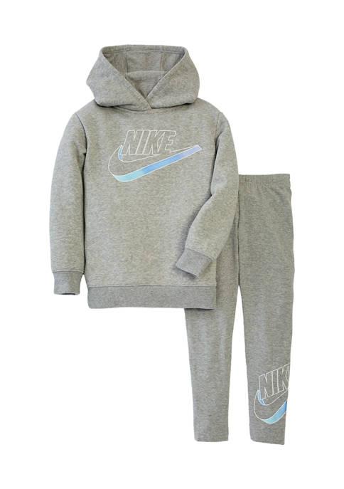 Nike® Girls 4-6x Mini Me Leggings Set
