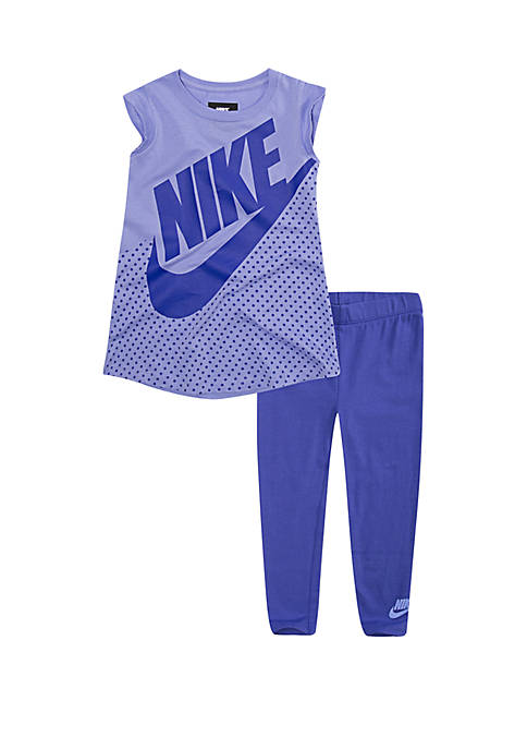 Nike® Girls 2-6x Tunic and Legging Set