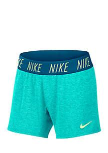Girls 7-16 Dry Training Shorts