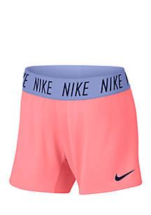 Nike® Girls 7-16 Dry Training Shorts