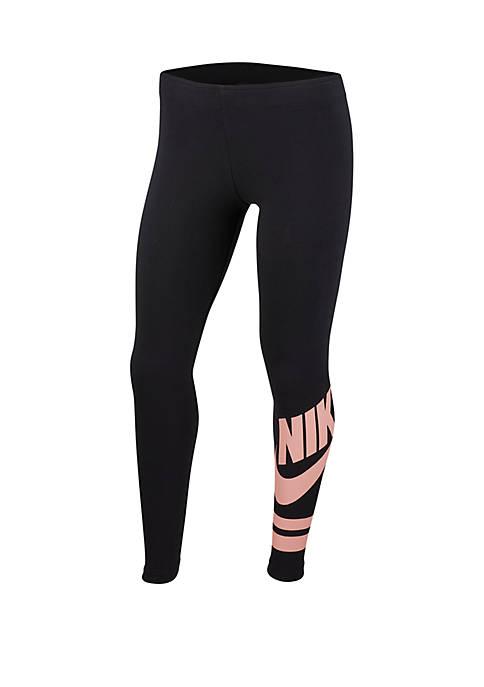 Nike® Girls 7-16 Sportswear Leggings