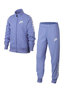 Girls 7-16 Tricot Tracksuit