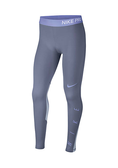 Nike® Girls 7-16 Printed Tights