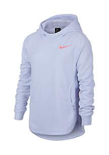 Nike® Girls 7-16 Pullover Studio Hoodie