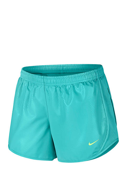 Girls 7-16 Dry Tempo Running Shorts