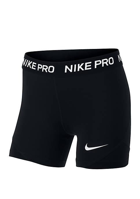 Nike® Girls 7-16 Pro Shorty Shorts