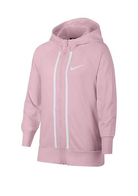 Nike® Girls 7-16 Full-Zip Hoodie