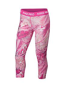 8e748ed60c ... Shorts · Nike® Girls 7-16 Pro Capris