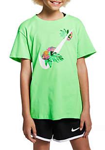Nike® Girls 7-16 Swoosh T-Shirt