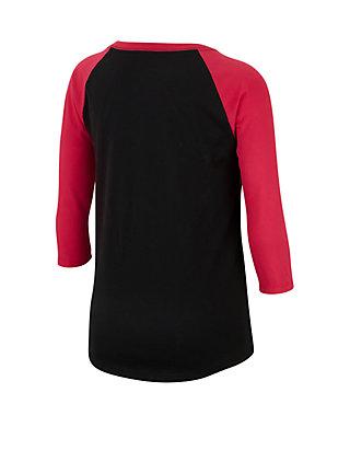 26242a24 Nike® Girls 7-16 3/4 Sleeve T-Shirt | belk