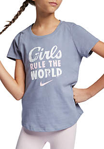 Nike® Girls 7-16 Sportswear T-Shirt